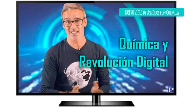 Nuevo vídeo formativo sobre el papel de la química en la digitalización