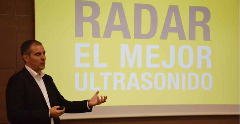 Vega Instrumentos apuesta por la tecnología radar