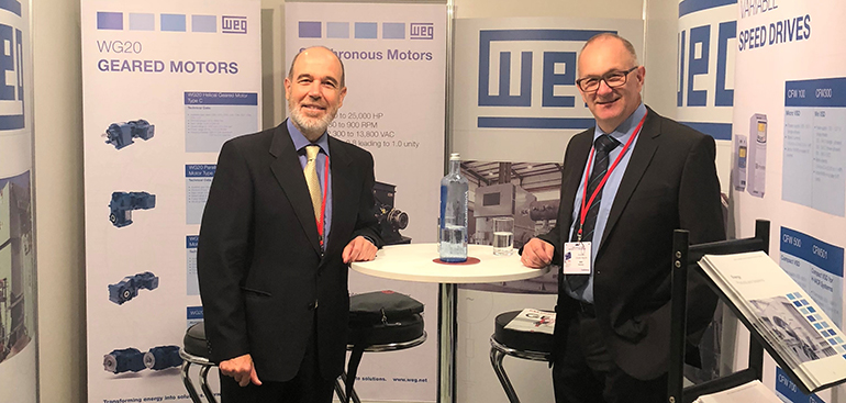 WEG participa en la undécima edición del European Forum for Reciprocating Compressors